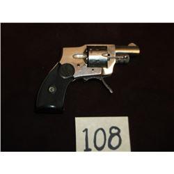 Marked Baby Hammerless , Model 1910 Revolver .22, K Stamped on Grips