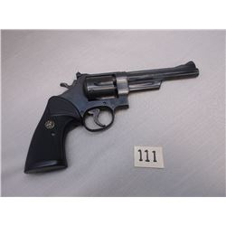 """Smith & Wesson 28-2, Highway Patrolman Revolver, .357 Mag, 5.75"""" Barrel, Pachmyr Grips, #N593815"""
