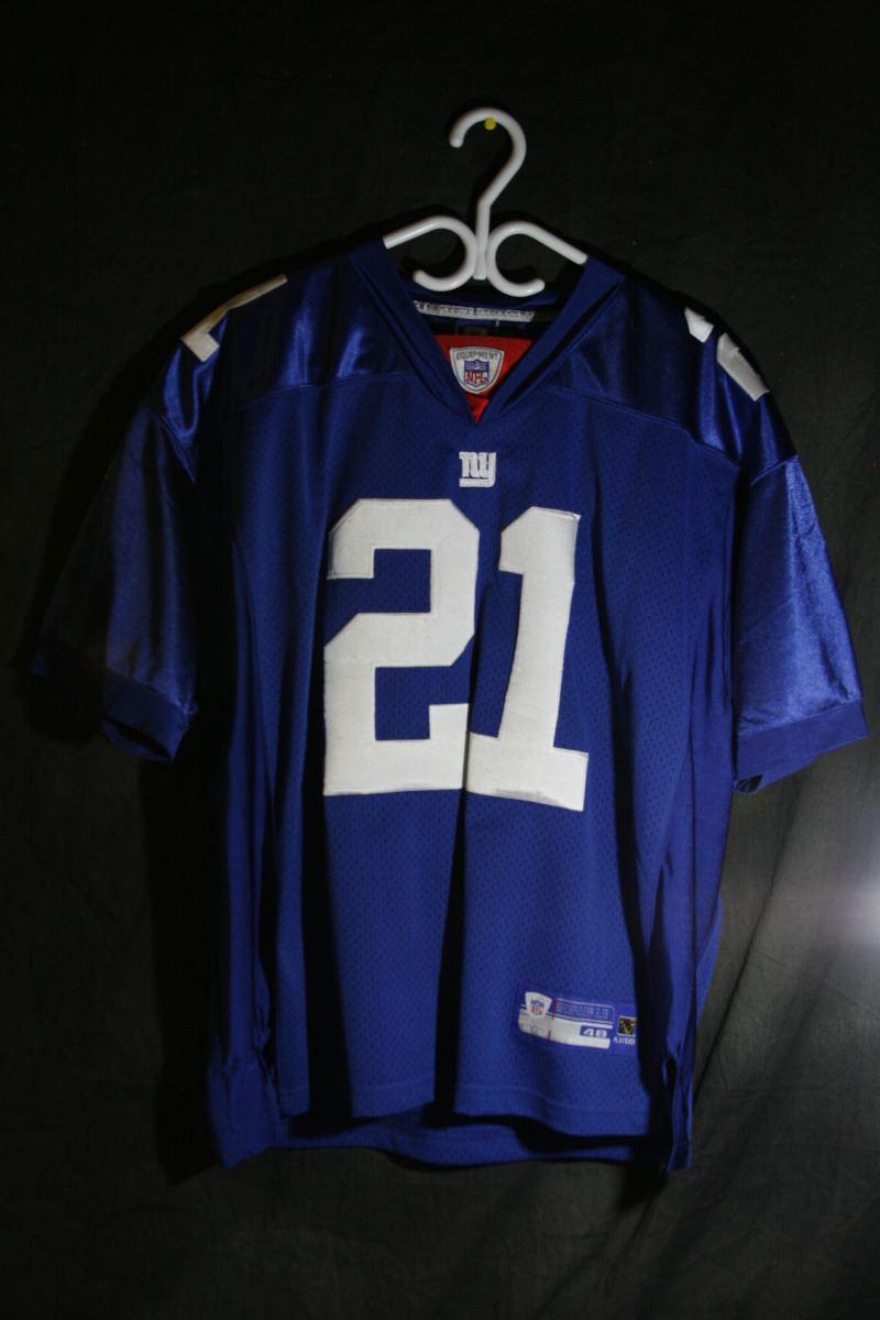 timeless design 88d22 0358b Vintage New York Giants NFL Football Jersey - Barber - #21 ...