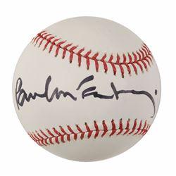 Paul McCartney Signed Baseball