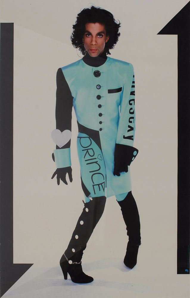 Prince Collection of LoveSexy-Era Items