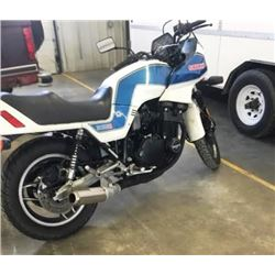 1983 SUZUKI 1100 STREET MOTOR CYCLE