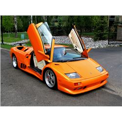 2011 LAMBORGHINI DIABLO ROADSTER NORTH AMERICAN EXOTIC RACE CAR