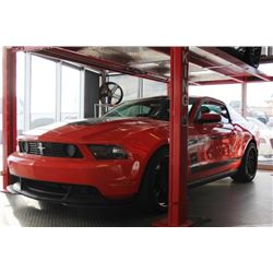 FRIDAY NIGHT!  2012 FORD MUSTANG BOSS 302 COUPE