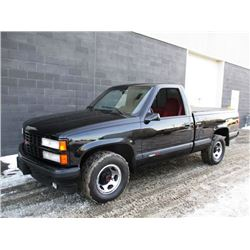 1991 CHEVROLET 454 SS SHORT BOX TRUCK