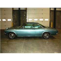 NO RESERVE!  1965 CHEVROLET CORVAIR MONZA 2-DOOR COUPE