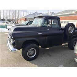 1959 GMC 9310 HALF-TON 4X4
