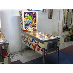 2001 GOTTLIEB EM PINBALL MACHINE