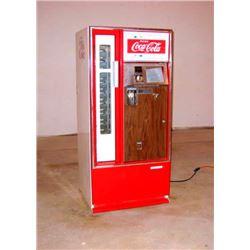 1967 CAVALIER COKE MACHINE
