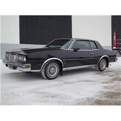 1980 PONTIAC GRAND PRIX LJ 2-DOOR