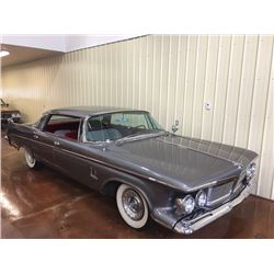 FRIDAY NIGHT! 1962 CHRYSLER CROWN IMPERIAL HARDTOP