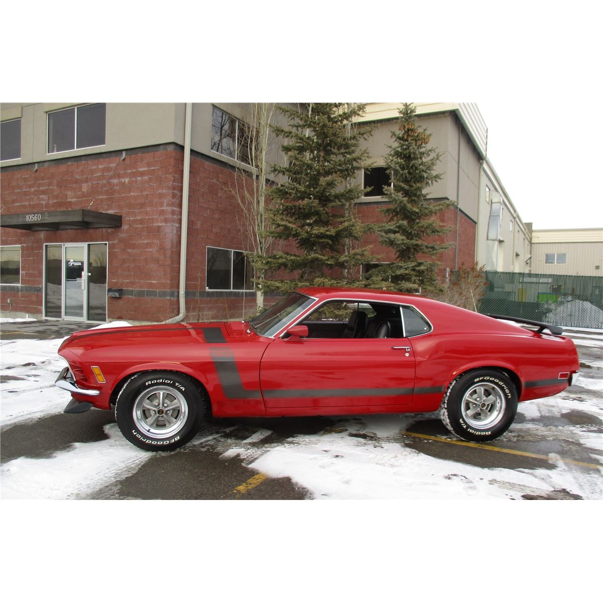 1970 Mustang Fastback 302