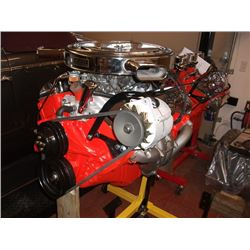 1964 409 - 425HP DUAL QUAD ORIGINAL QB ENGINE BRAND NEW COMPLETELY REBUILT