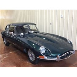1968 JAGUAR XKE EURO SUPER CAR