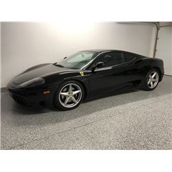 3:15 PM SATURDAY FEATURE! 2003 FERRARI 360 MODENA F1