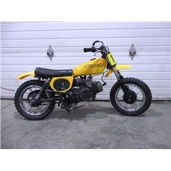 1978 SUZUKI JR50 MINI BIKE