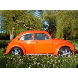 1983 VOLKSWAGON BEETLE 2-DOOR COUPE