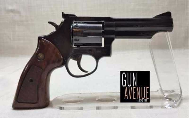 Taurus 66 Revolver with wood Grips  357 Magnum Pre Owned