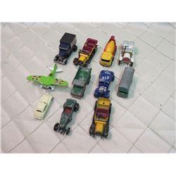 Matchbox Toy Car Lot