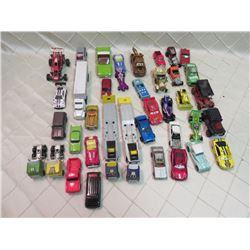 Hotwheels, Matchbox, Etc Toy Car Lot