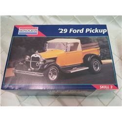 29 Ford Pickup Monogram Model Kit