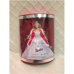 2001 Holiday Edition Barbie