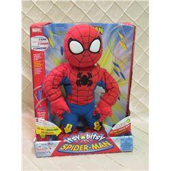 Itsy Bitsy Spider Man Toy