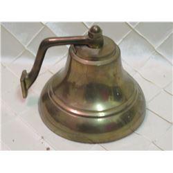 Solid Brass Bell