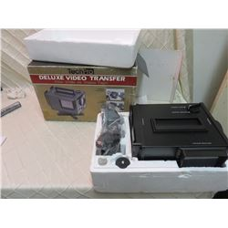 TechPro Deluxe Video Transfer