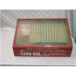 Tung Sol Display for Light Bulbs
