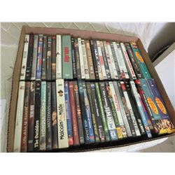 DVDs and DVD Box Sets