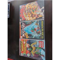12 cent and 20 cent comics