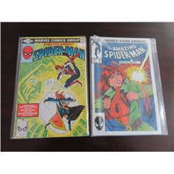 Amazing Spider-Man Annuals #14 and 19