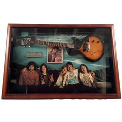 Paul McCartney Signed Guitar Framed