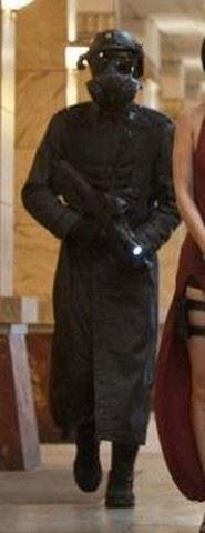resident evil retribution costume