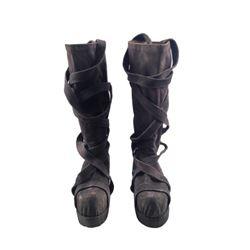 Underworld: Evolution Marcus (Tony Curran) Boots Movie Props