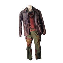 Underworld: Blood Wars Gregor (Oliver Stark) Movie Costumes