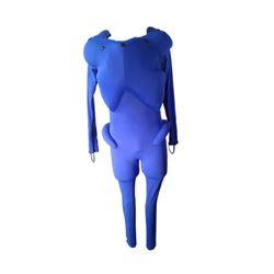 Underworld: Blood Wars Lycan Blue Screen Movie Costumes