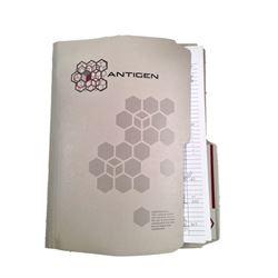 Awakening: Antigen Case Folder Movie Props