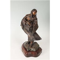 Lorenzo Ghiglieri, bronze