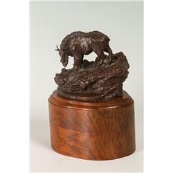 Charles Beil, bronze
