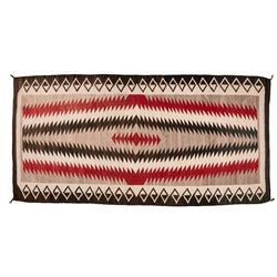 "Navajo Weaving, 8'3"" x 4'2"""