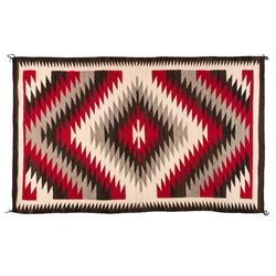"Navajo Weaving, 7'1"" x 4'4"""