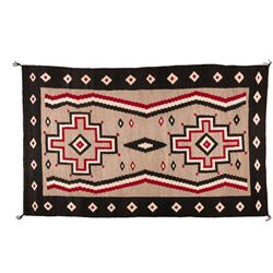 "Navajo Weaving, 7'3"" x 4'5"""