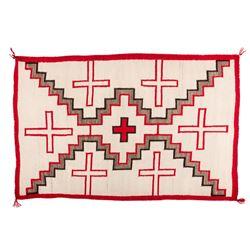 "Navajo Weaving, 3'1"" x 4'9"""