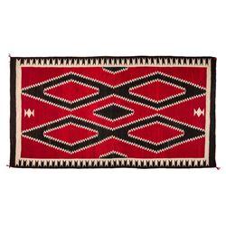 "Navajo Weaving, 8'1"" x 4'5"""