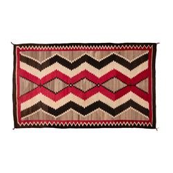 "Navajo Weaving, 7'9"" x 4'7"""