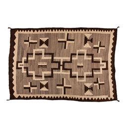 "Navajo Weaving, 3'10 ½"" x 5'8 ½"