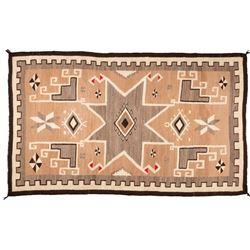 "Navajo Weaving, 7'10"" x 4'8"""