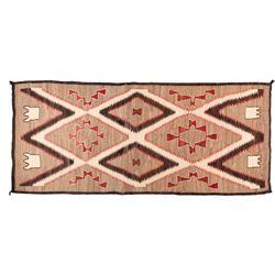 "Navajo Weaving, 7'10"" x 3'5"""